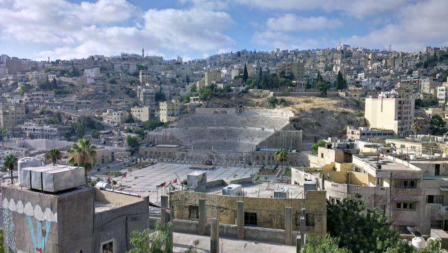 Amman - Vue