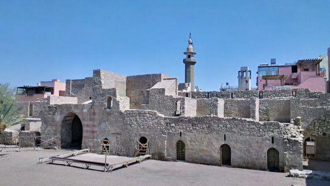 Aqaba - Fort