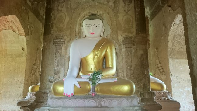 Bagan - Bouddha