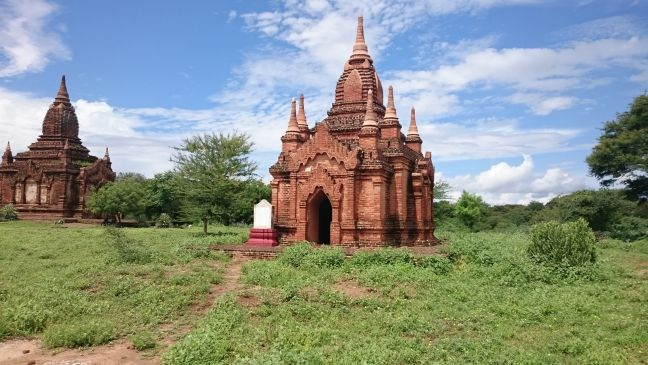 Bagan - Temple