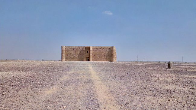 Jordanie - Châteaux du désert