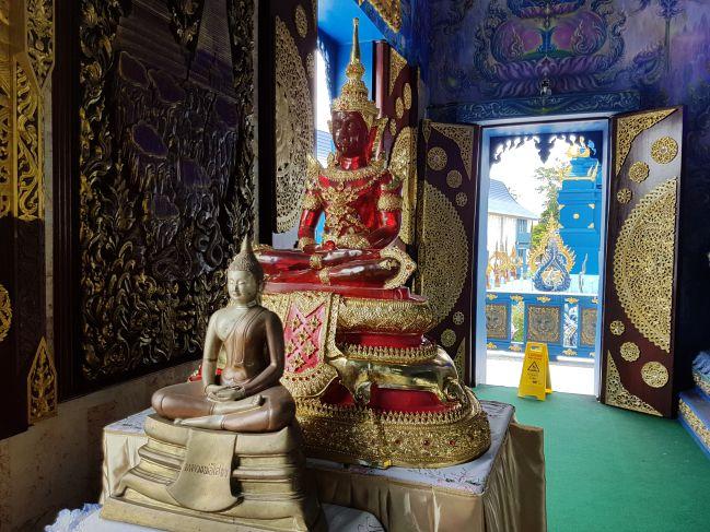 Chiang Rai - Bouddha