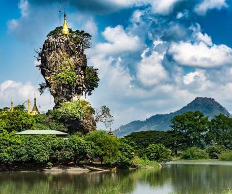 Birmanie - Hpa An