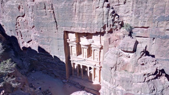 Petra - Khazneh 2