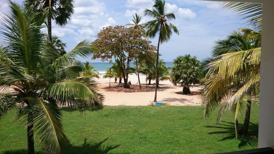 Plage - Sri Lanka