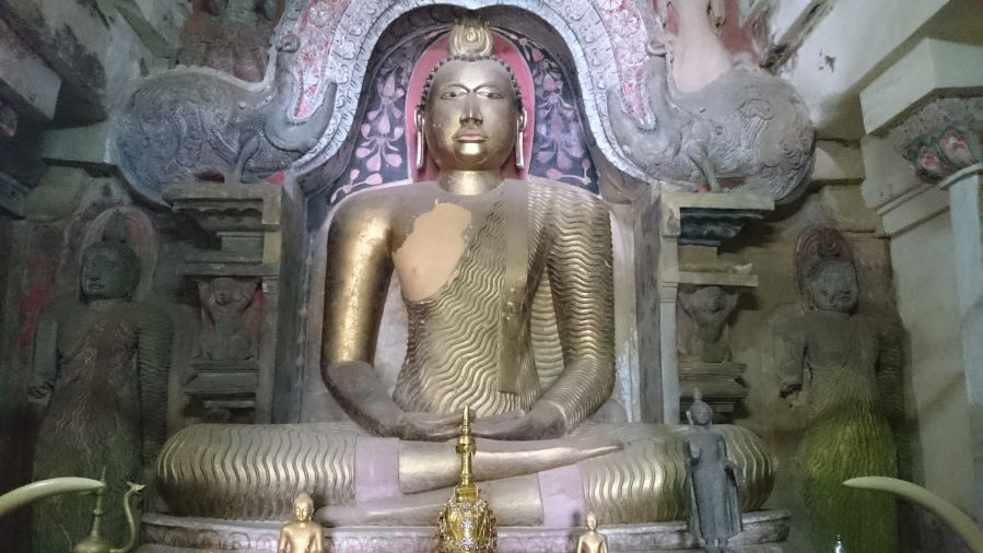Sri Lanka - Bouddha Kandy