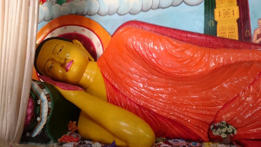 Sri Lanka - Bouddha