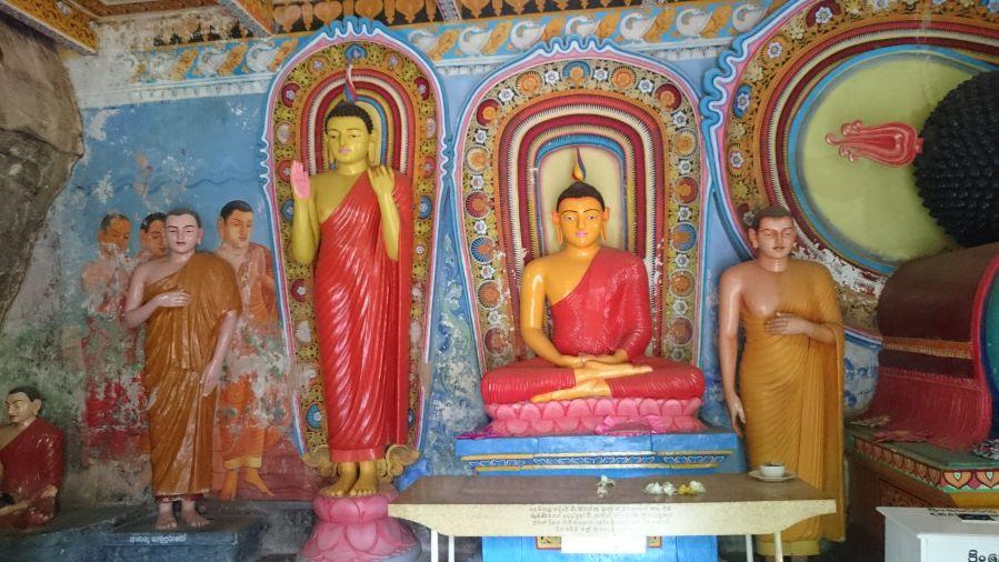 Sri Lanka - Bouddha 2