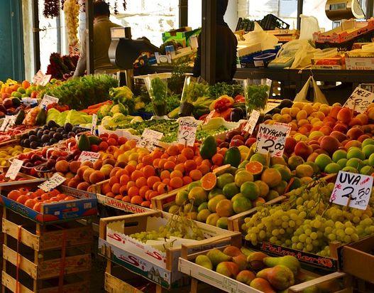 Venise - Marché de Rialto