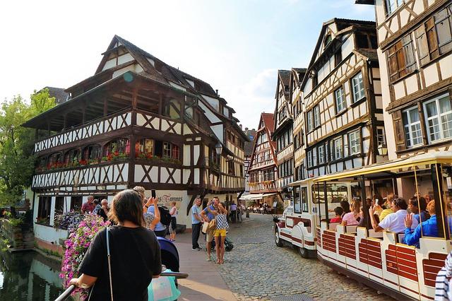Quand partir à Strasbourg