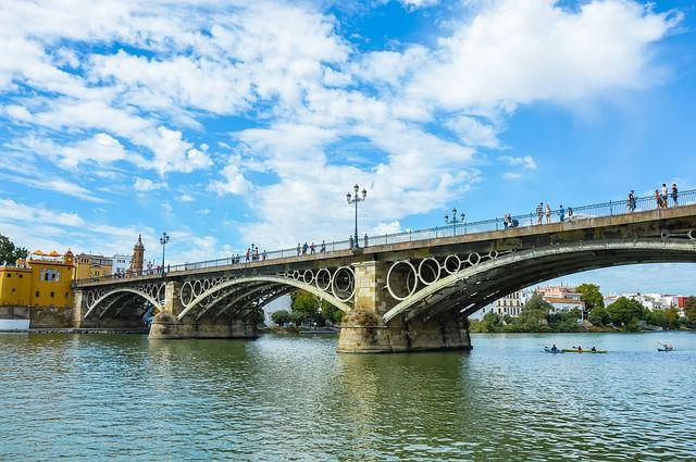 Séville - Pont Isabelle 2