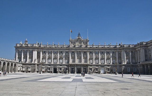 Visiter Madrid - Palais Royal