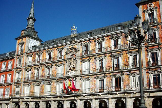 Visiter Madrid - Plaza Mayor