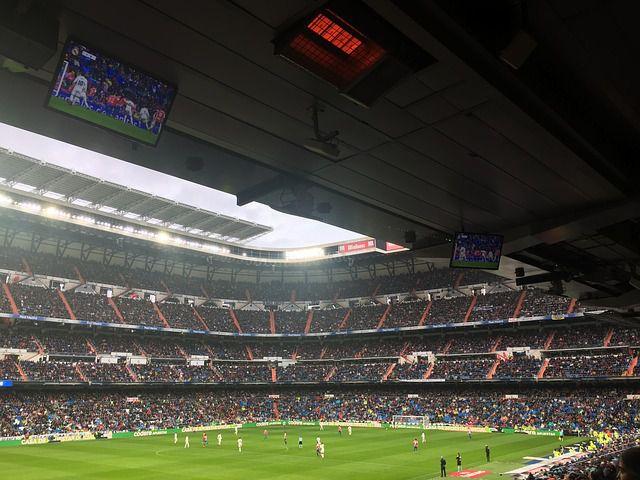 Visiter Madrid - Stade Santiago Bernabeu