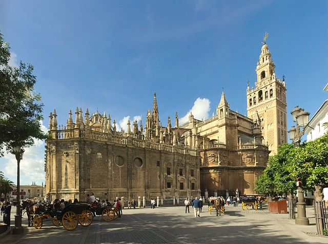 Visiter Séville - Cathédrale