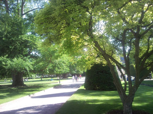 Visiter Strasbourg - Parc