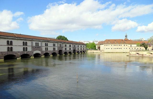 Visiter Strasbourg - Barrage Vauban