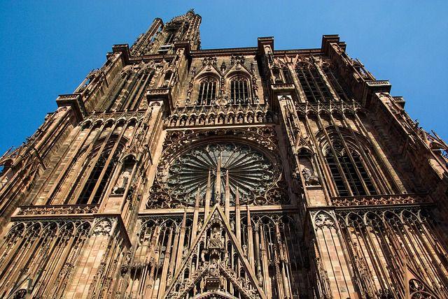 Visiter Strasbourg - Cathédrale Strasbourg